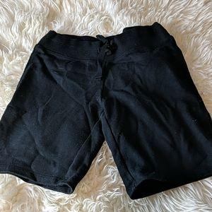 Justice Black Shorts
